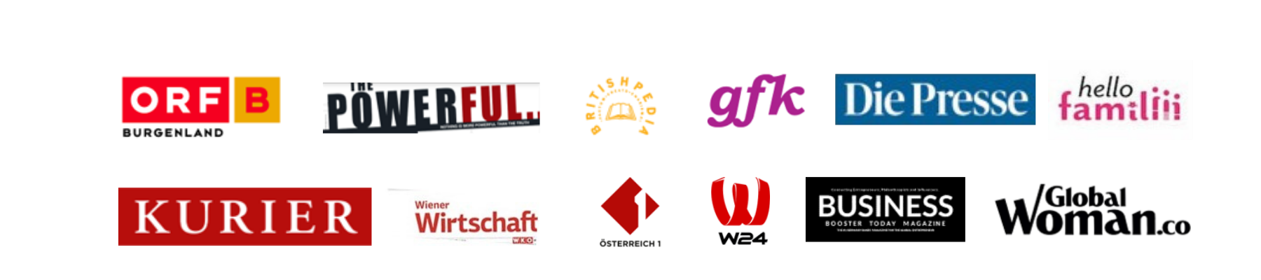Logos - colored