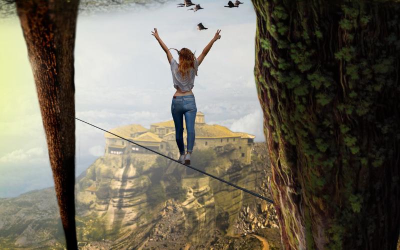 Geheimnis 5 - Trau dich groß - Deine Komfortzone erweitern
